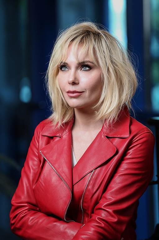 Funda Ilhan Turkish Actress