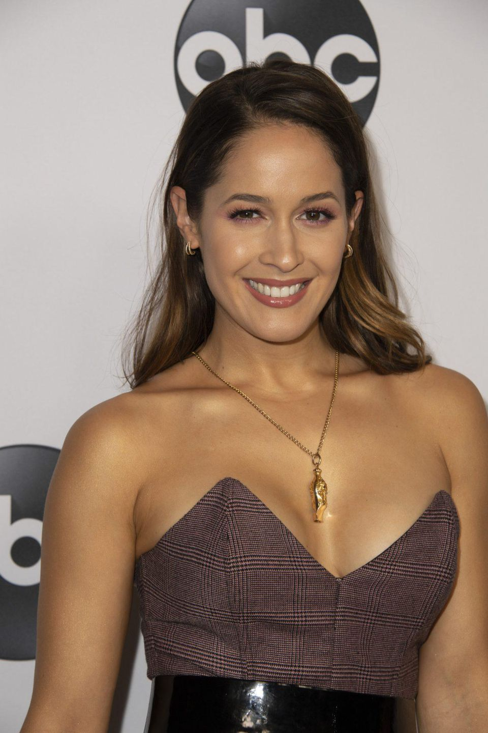 Jaina Lee Ortiz American Actress