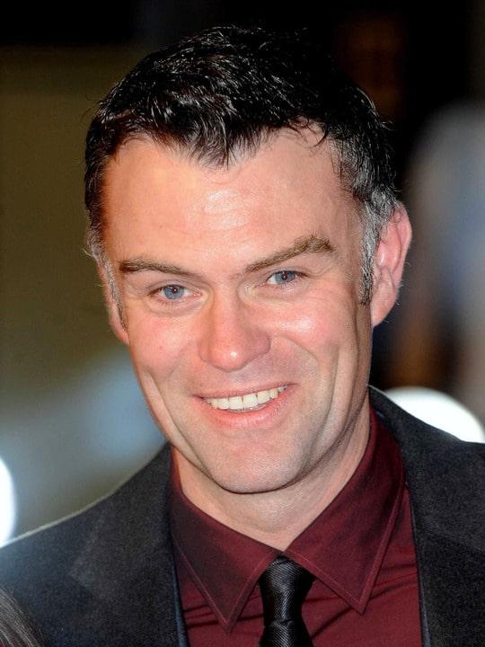 Julian Lewis Jones British Actor
