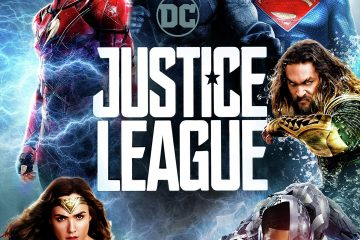 Justice League poster 360x240