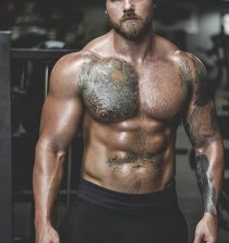 Luke Hawx Actor, Wrestler