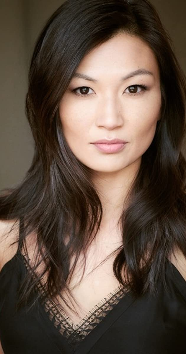 Michelle Krusiec Taiwanese Actres