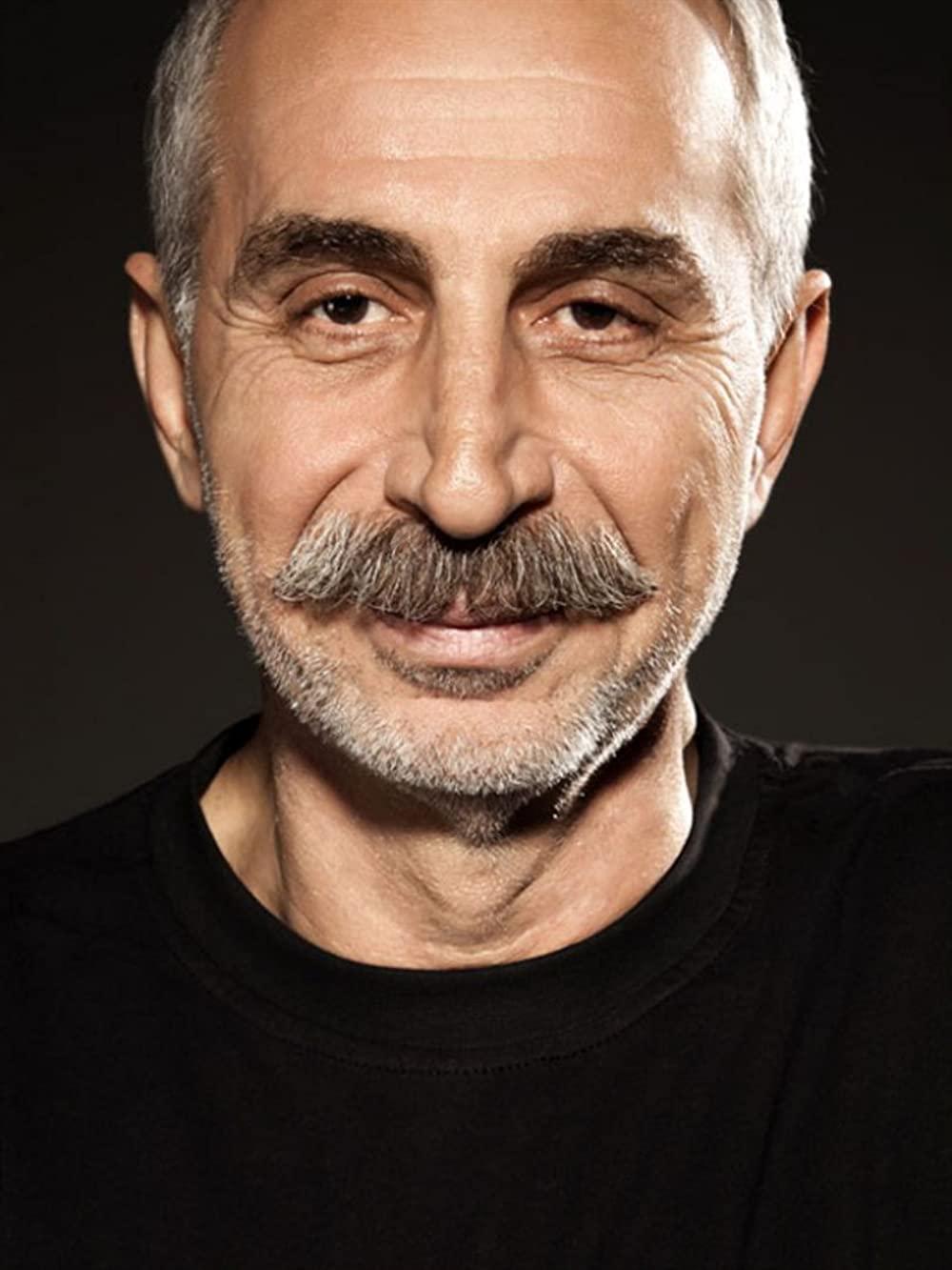 Riza Akin Turkish Actor