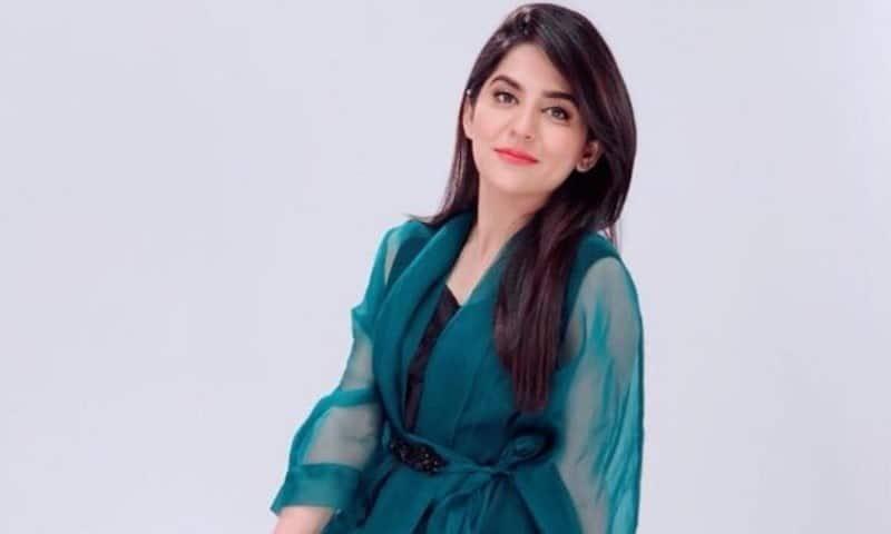 Sanam Baloch - actress - host