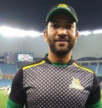 Sohaib Maqsood Cricketer