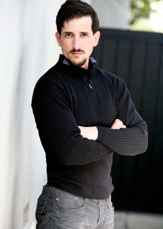 Thayr Harris American Actor