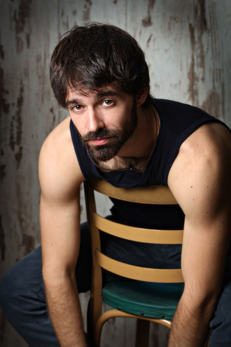 Alberto Amarilla Spanish Actor