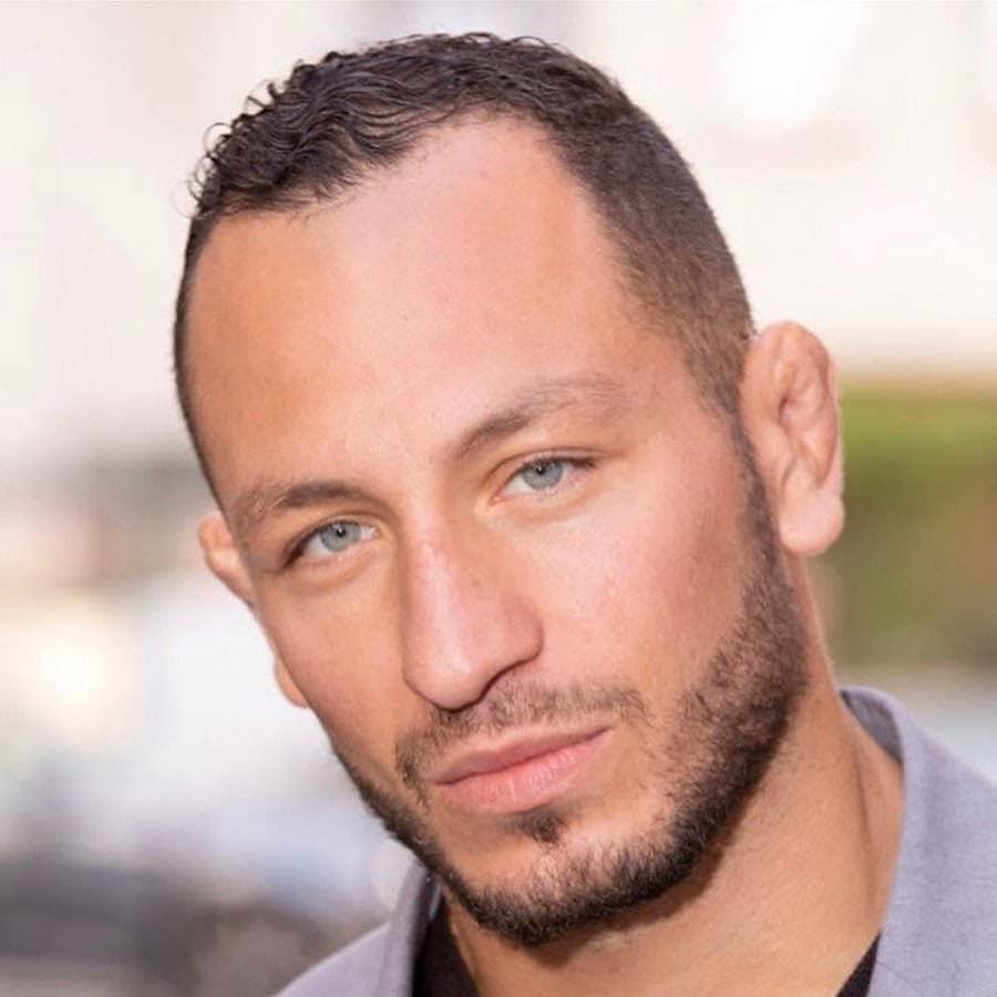 Arthur Aspaturian French Actor, Judoka