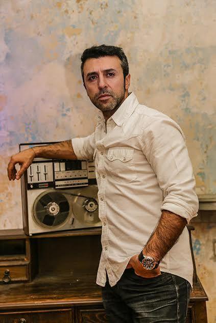 Atilgan Gümüs Turkish Actor