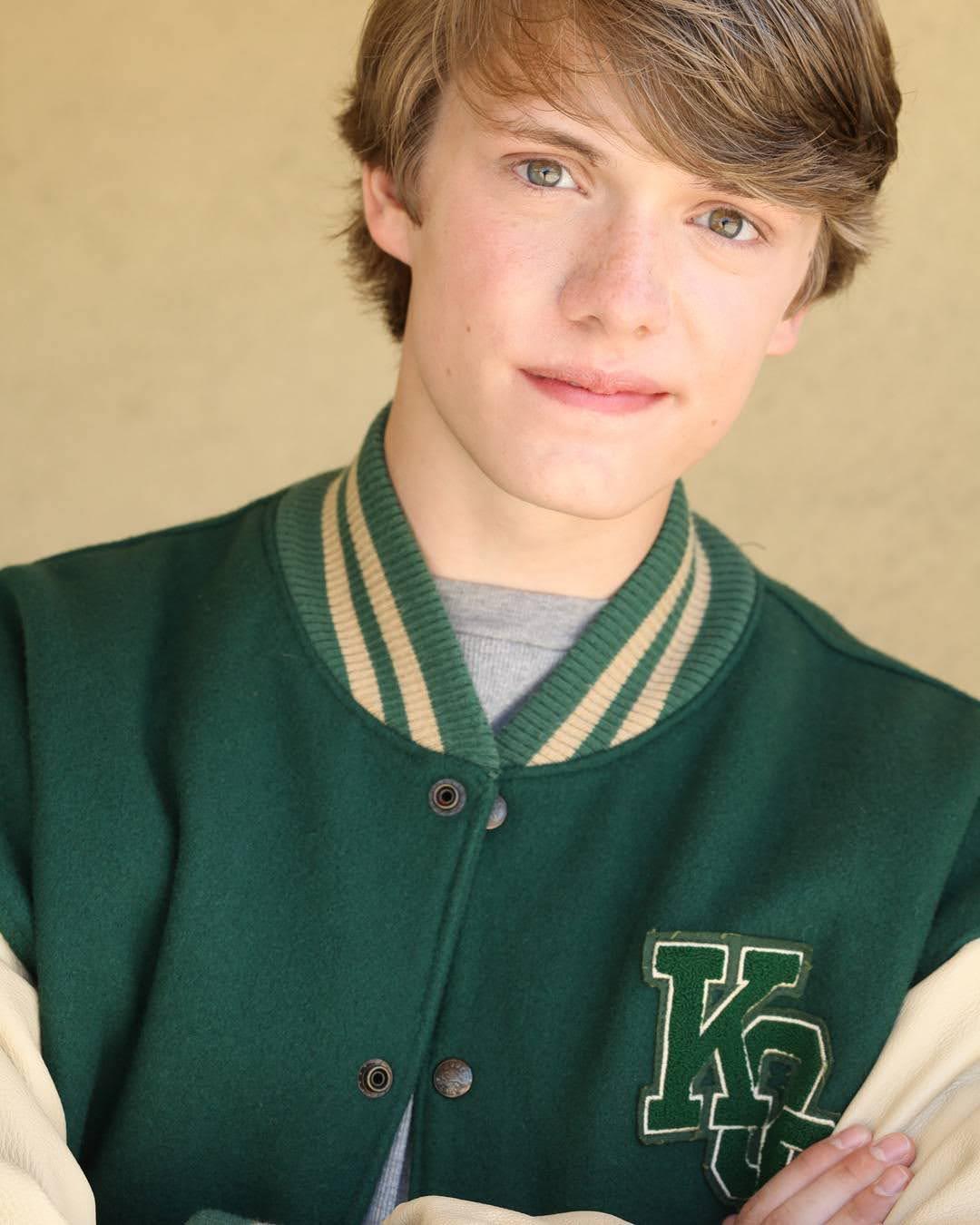 Daniel Nelson American Actor