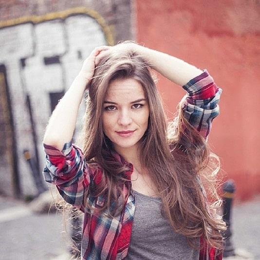 Funda Güray Turkish Actress