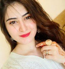 Hina Afridi Actress