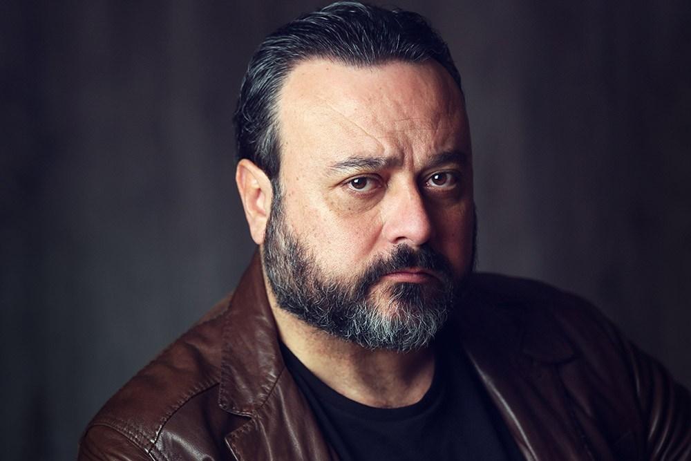 Javier Perdiguero Spanish Actor