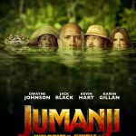 Jumanji Welcome to the Jungle poster 150x150