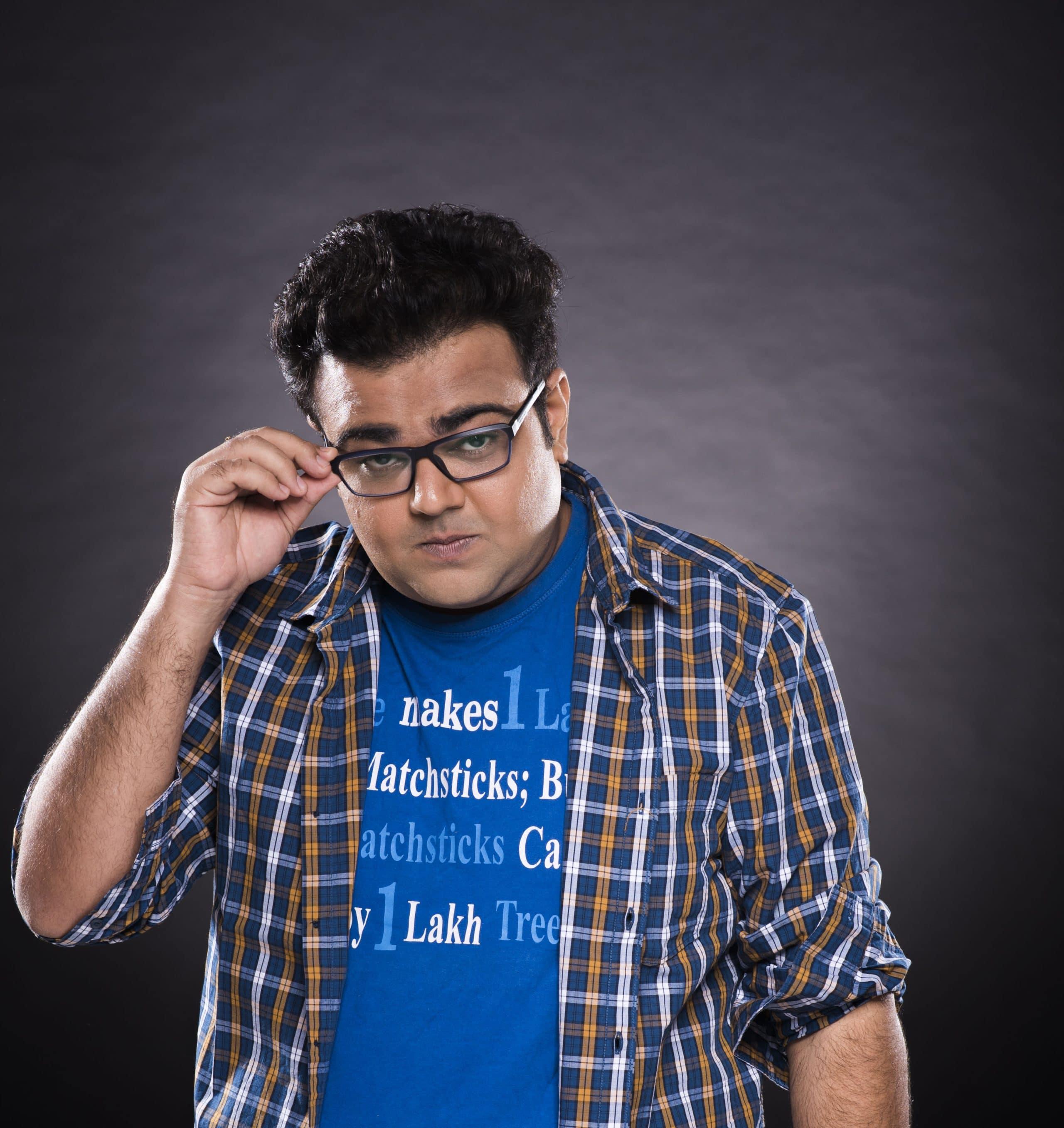 Karan Ashar Indian Actor