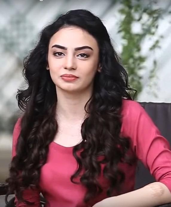 Mehar Bano Pakistani Actress