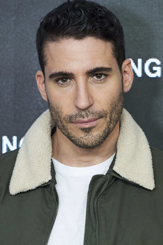 Miguel Ángel Silvestre Spanish Actor