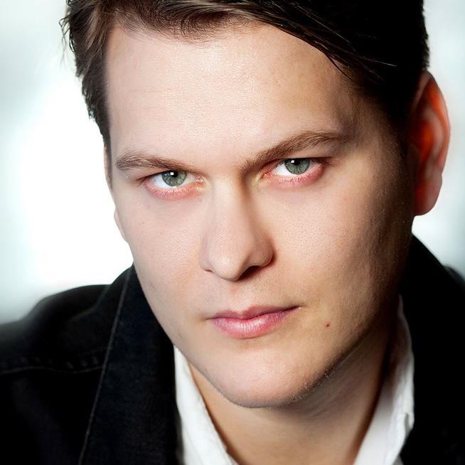 Morten Bekkenes Norwegian Actor