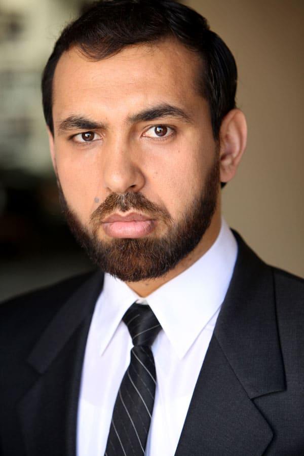 Mustafa Haidari Afghan Actor