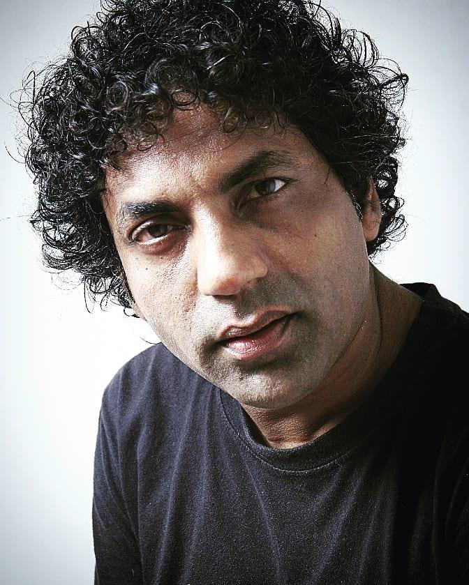 Rajkumar Kanojia Indian Actor