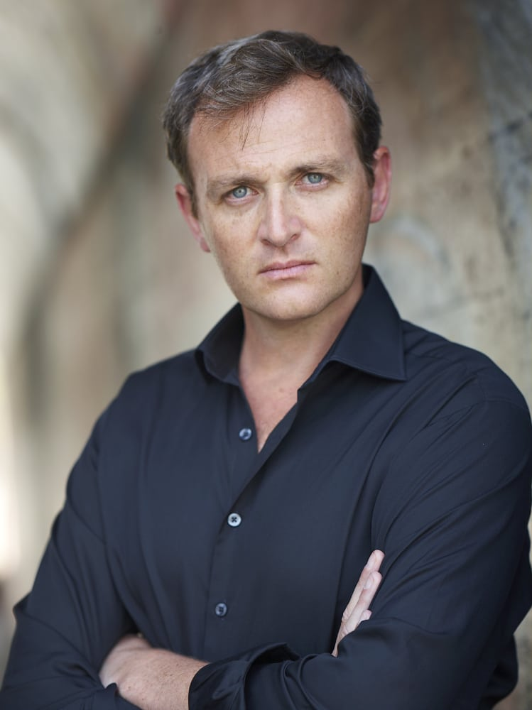 Roger Barclay American Actor