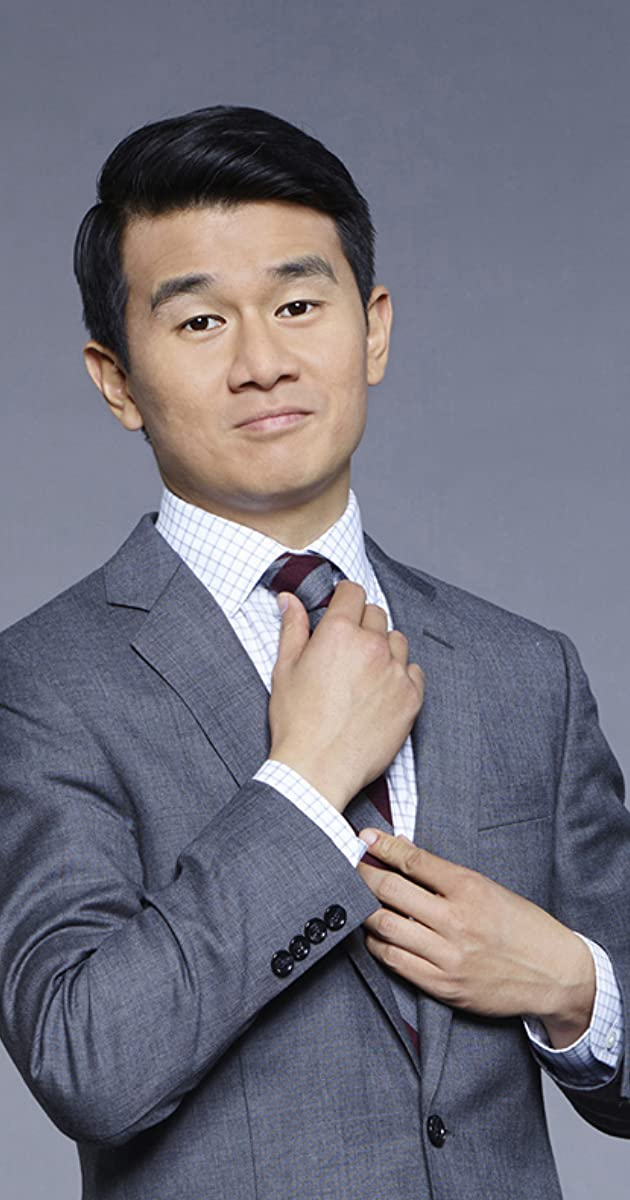 Ronny Chieng Malaysian Actor