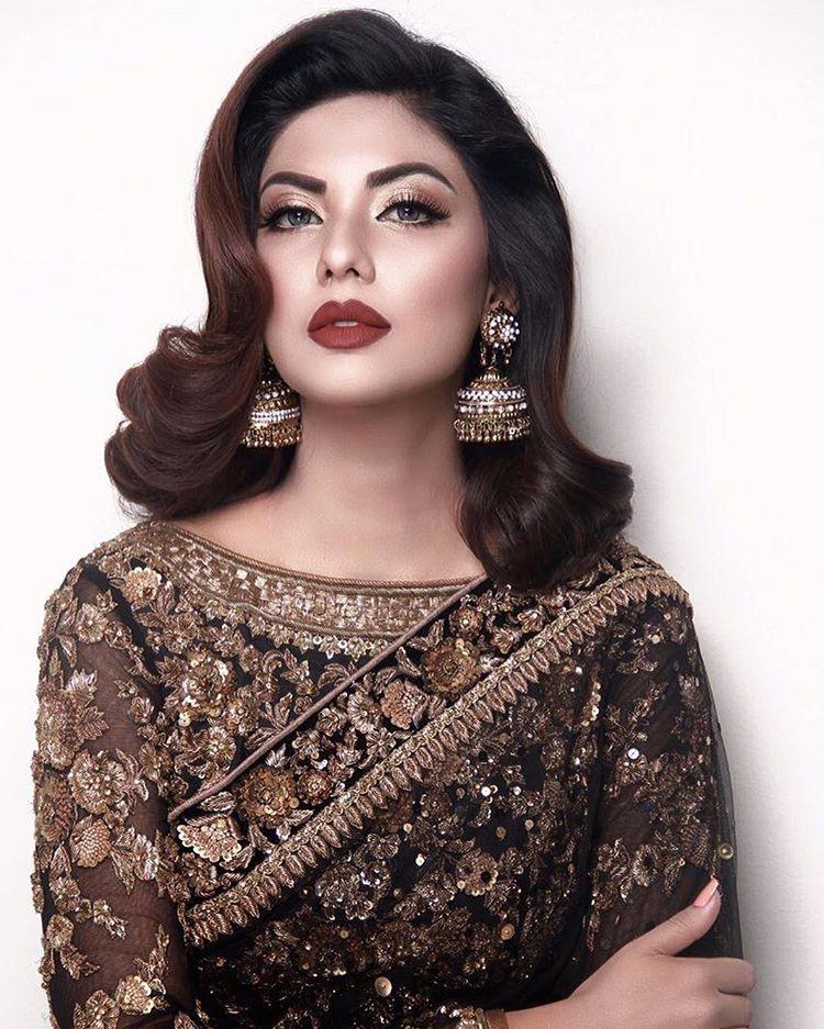 Sunita Marshall Pakistani Actress