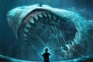 The Meg poster 360x240