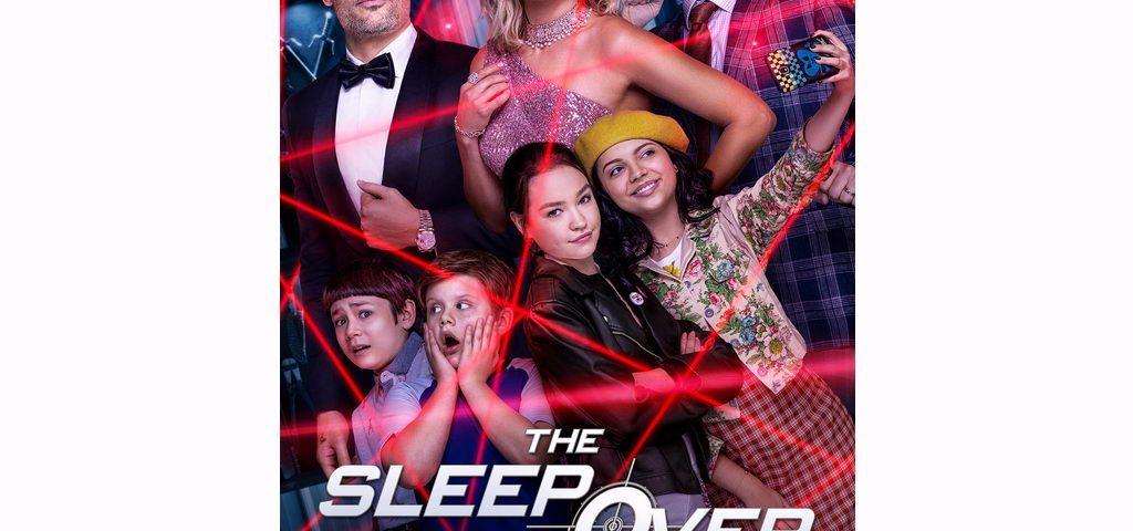 The Sleepover poster 1024x480