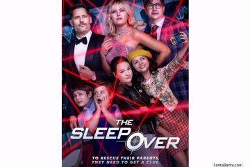 The Sleepover poster 360x240