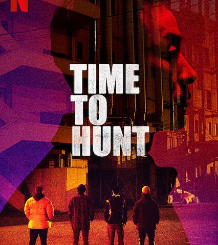 Time to Hunt poster 426x480