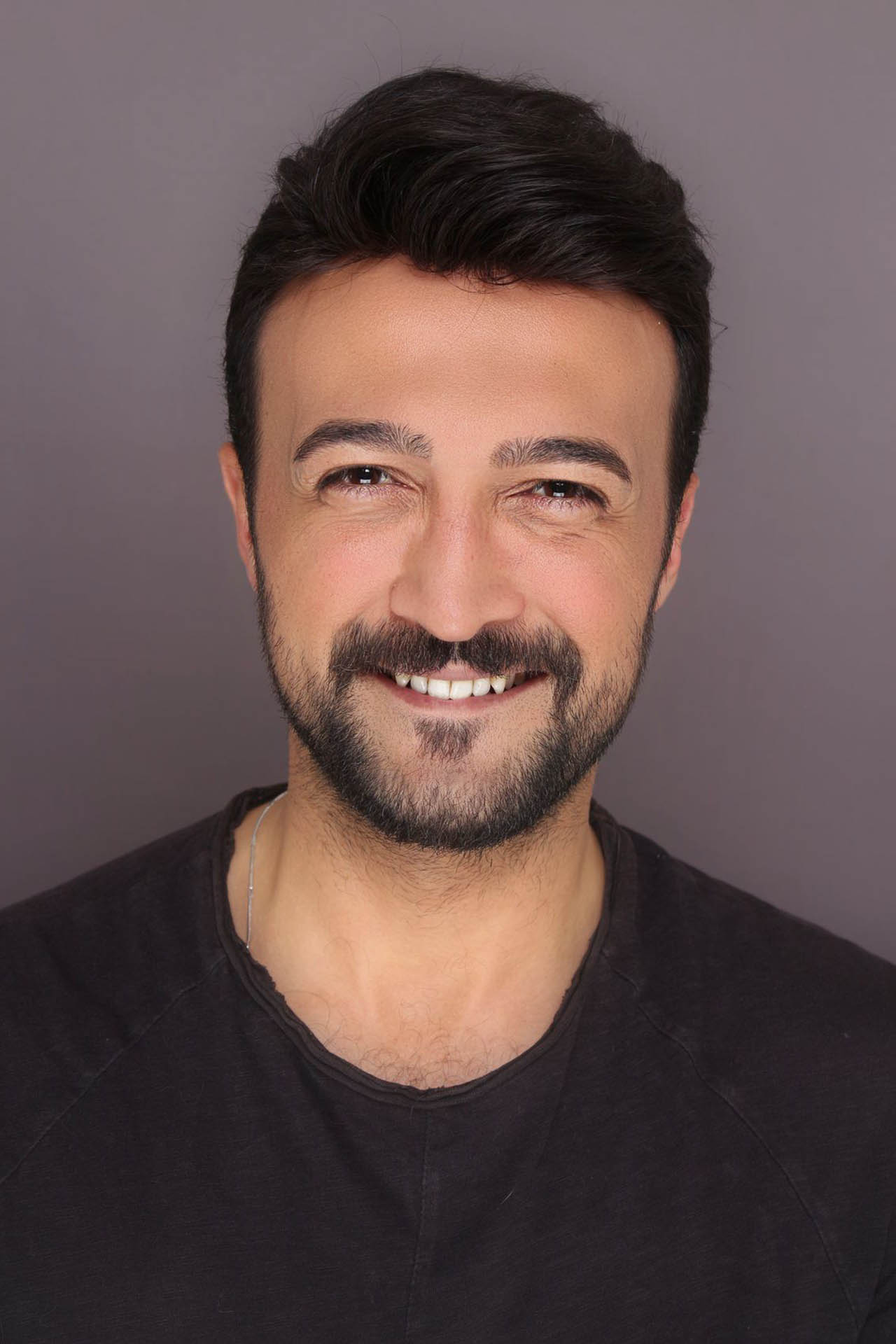 Fatih Ayhan Turkish Actor