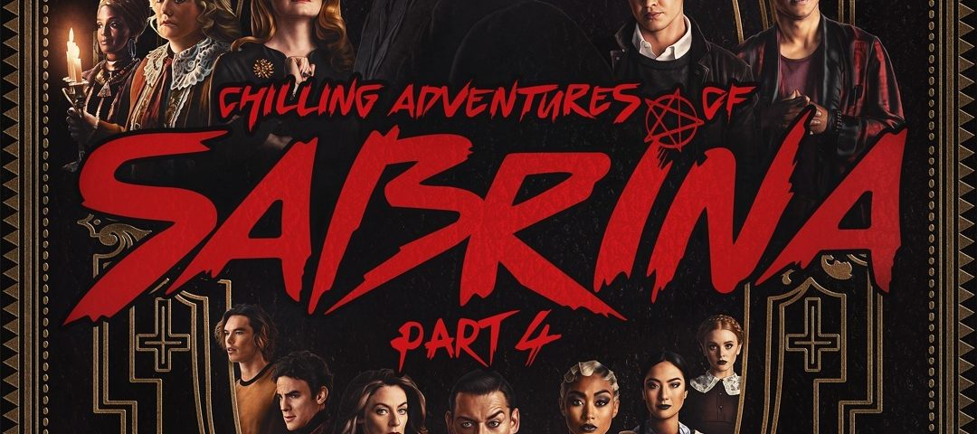 Chilling Adventures of Sabrina poster 1080x480