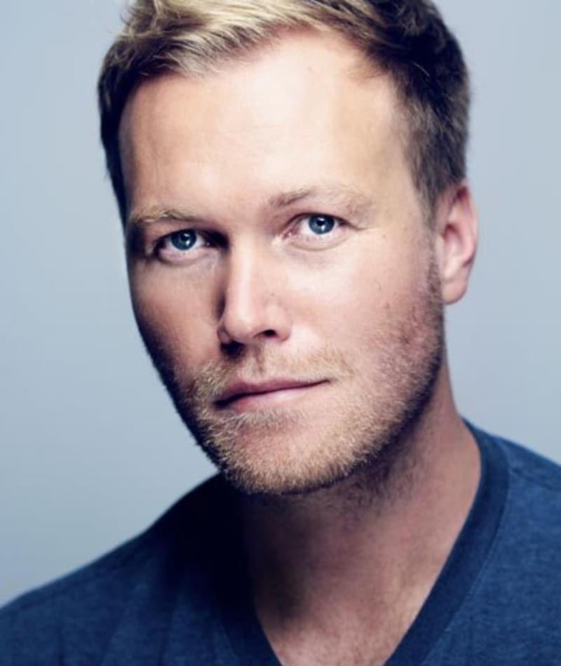 Christian Rubeck Norwegian Actor