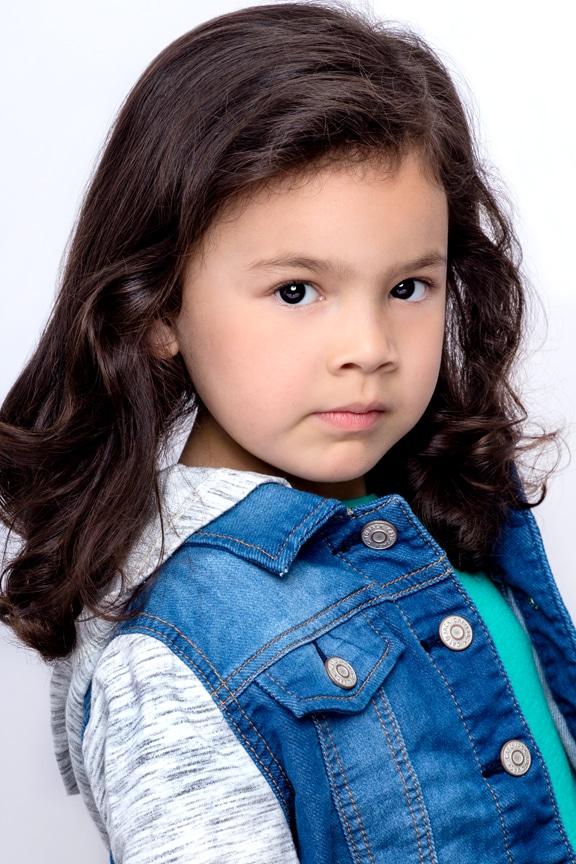 Everly Carganilla American Actress