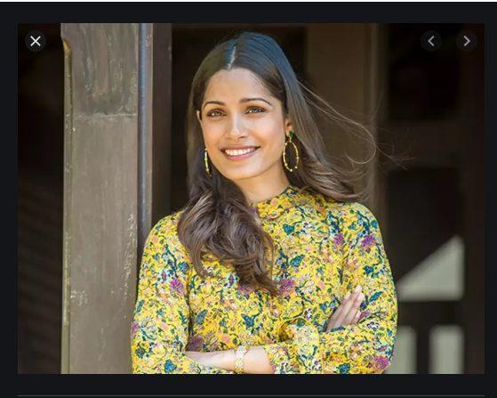 Frieda-Pinto-Stunning Indian Actress