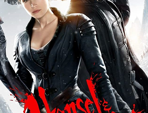 Hansel Gretel Witch Hunters poster 630x480