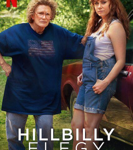 Hillbilly Elegy poster 426x480