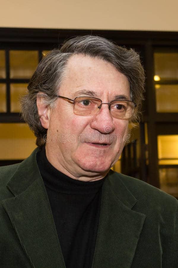 Ion Caramitru Romanian Actor