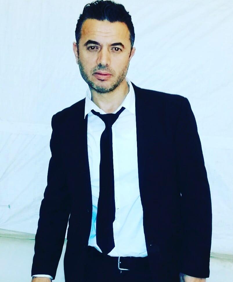 Marko Caka Albanian Actor