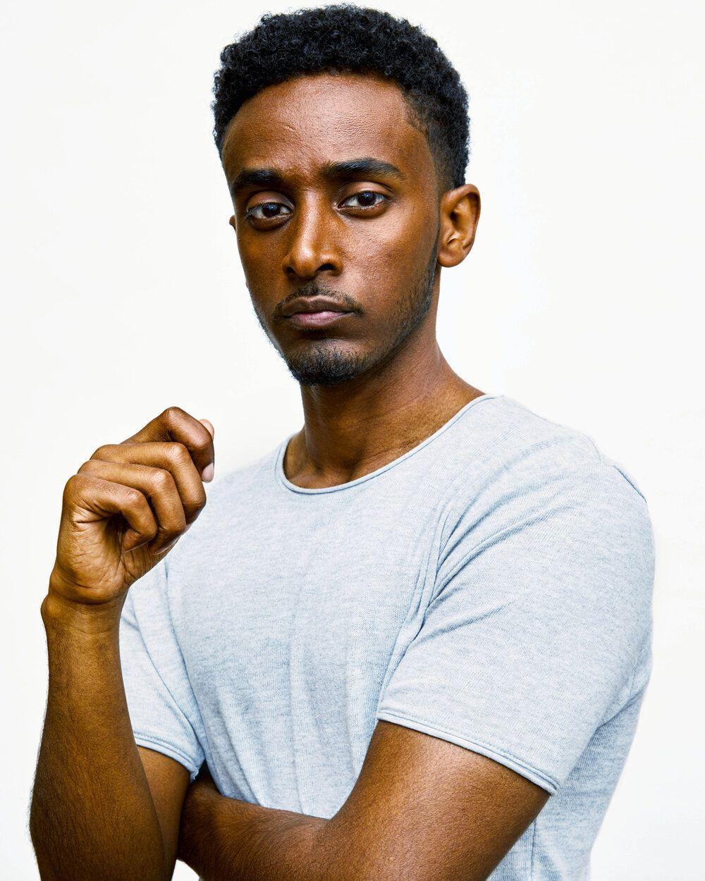Nabil Rajo Eritrean Actor