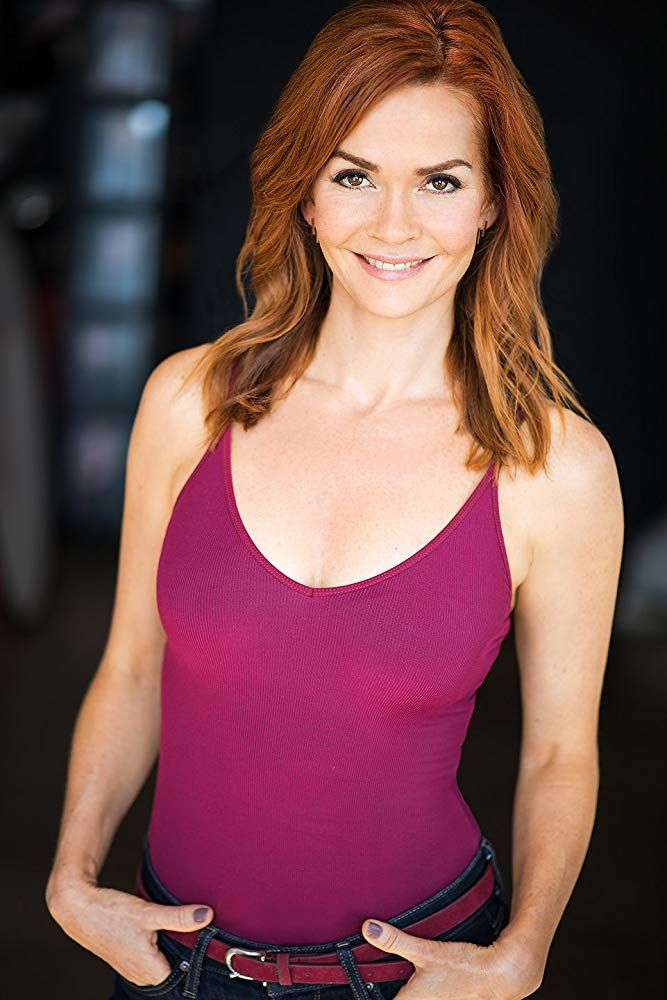 Nathalie Boltt South African Actress