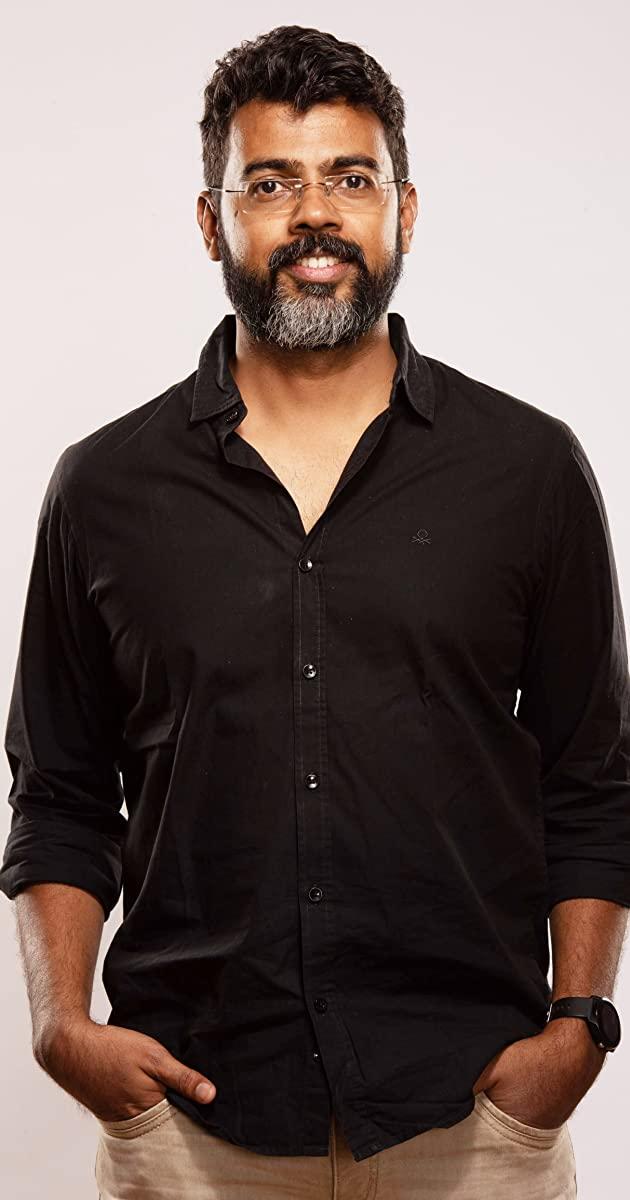 Prakash Nambiar Indian Actor