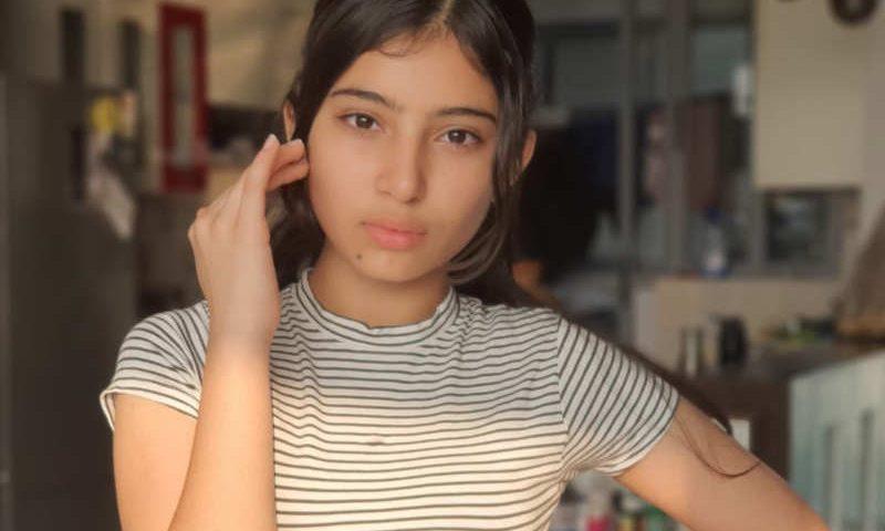Sara Arjun bio 800x480