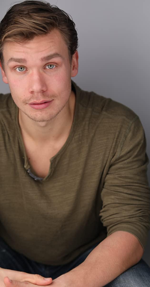 Sean Depner Canadian Actor
