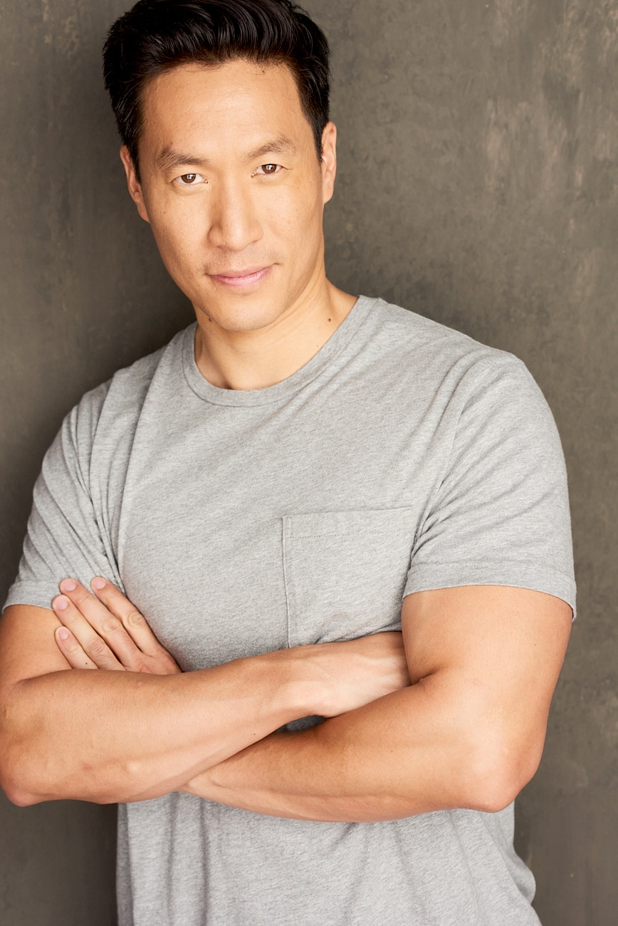 Stephen Oyoung American Actor