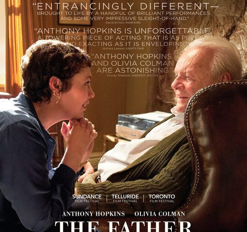 The Father poster 510x480