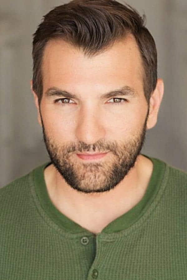 Joe Sobalo Jr. American Actor