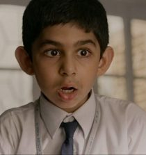 Adil Majoo Child Actor