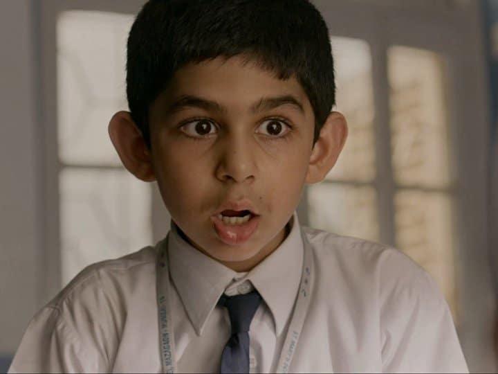 Adil Majoo Indian Child Actor
